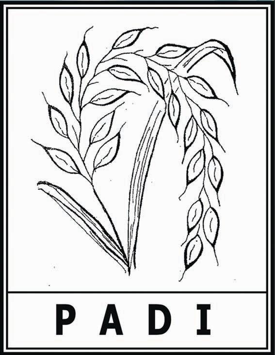 15 Trend Terbaru Gambar Sketsa Pohon Padi Tea And Lead