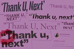 Lirik Lagu Ariana Grande - Thank U, Next Dan Terjemahan Bahasa Indonesia