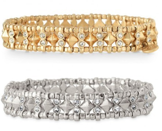 Stella & Dot Arrison Bracelets, as seen on Holly Robinson Peete