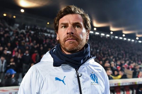 Oficial: Olympique de Marsella, VIllas-Boas sigue como técnico hasta 2021