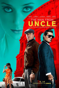 The Man from U.N.C.L.E. Poster
