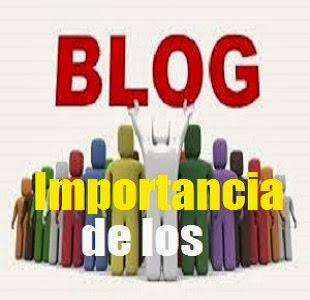 Importancia de los Blog