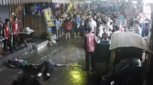 British Family Brutally Attacked While On Vacation In Thailand