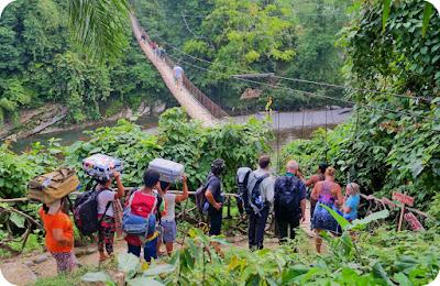 Tangkahan Sumatera Utara