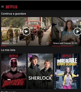 LA MIGLIORE APPLICAZIONE ANDROID CHE PERMETTE DI ABBONARSI A FILM ED EPISODI TV