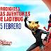 Disney Channel confirma la fecha de estreno de la nueva serie 'Prodigiosa: Las aventuras de Ladybug'