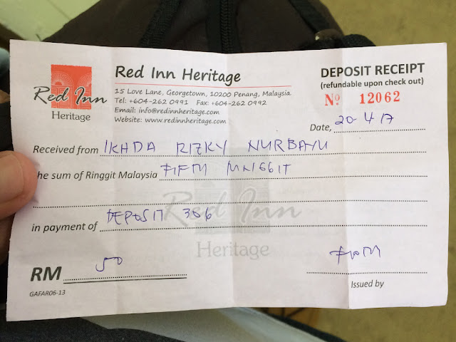 red inn heritage penang