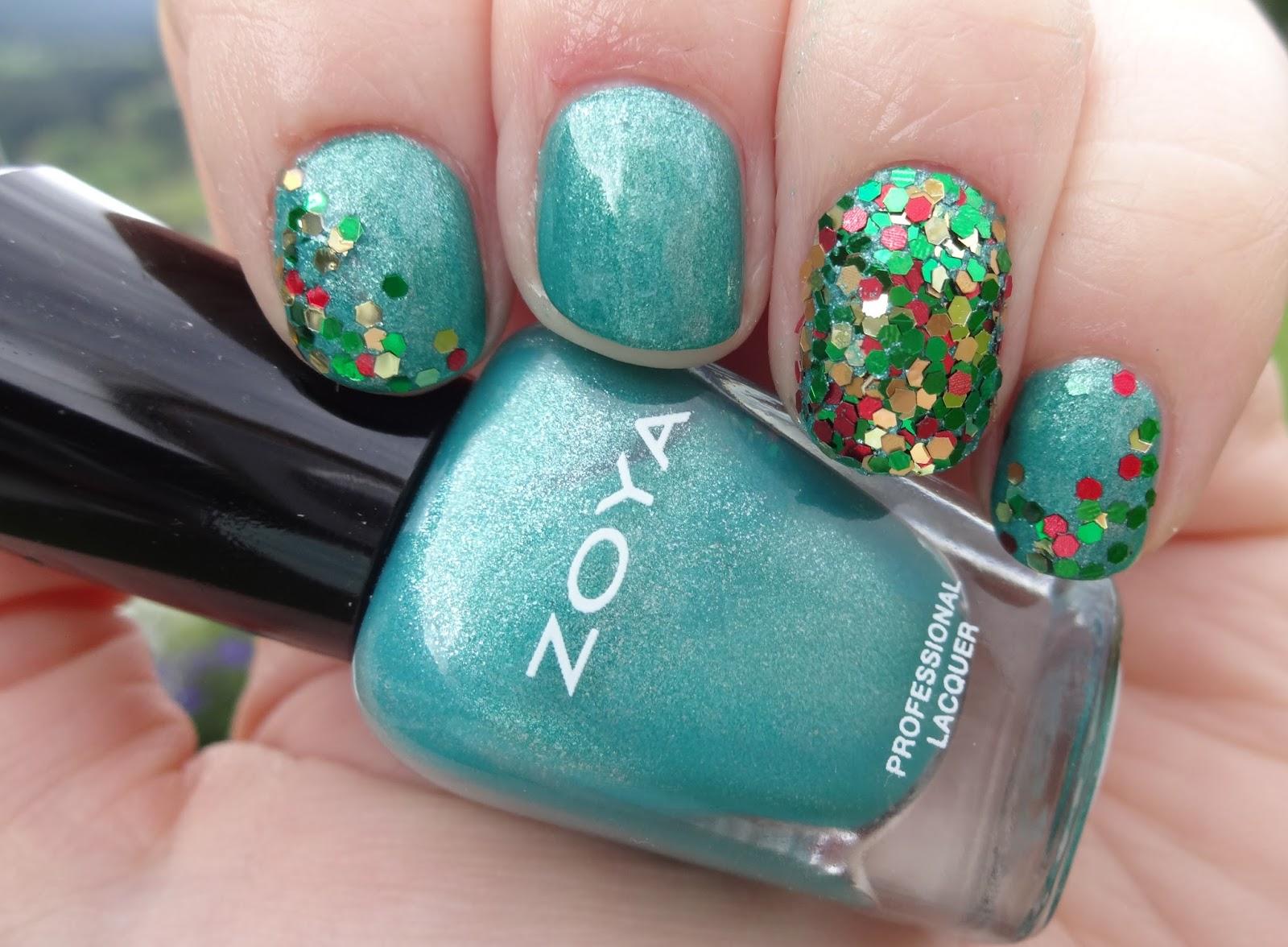 Nail Art Pretty Clover Beauty Blog