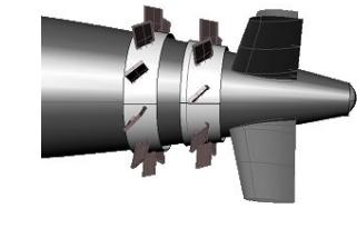 Stealthier submarine technology on the new USS South Dakota