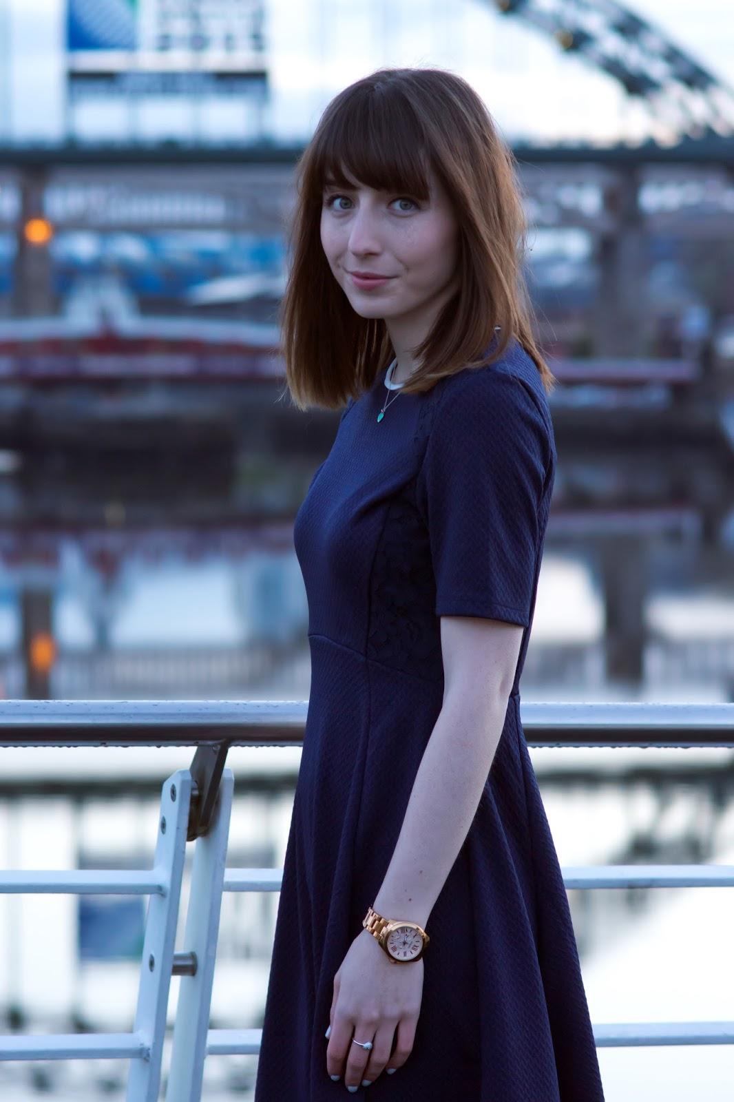 Hello Freckles #DPDressesTheNation Lace Dress Newcastle Blogger