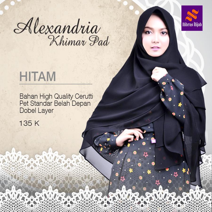 Koleksi Kerudung Syar I Modern Nibras Hijab