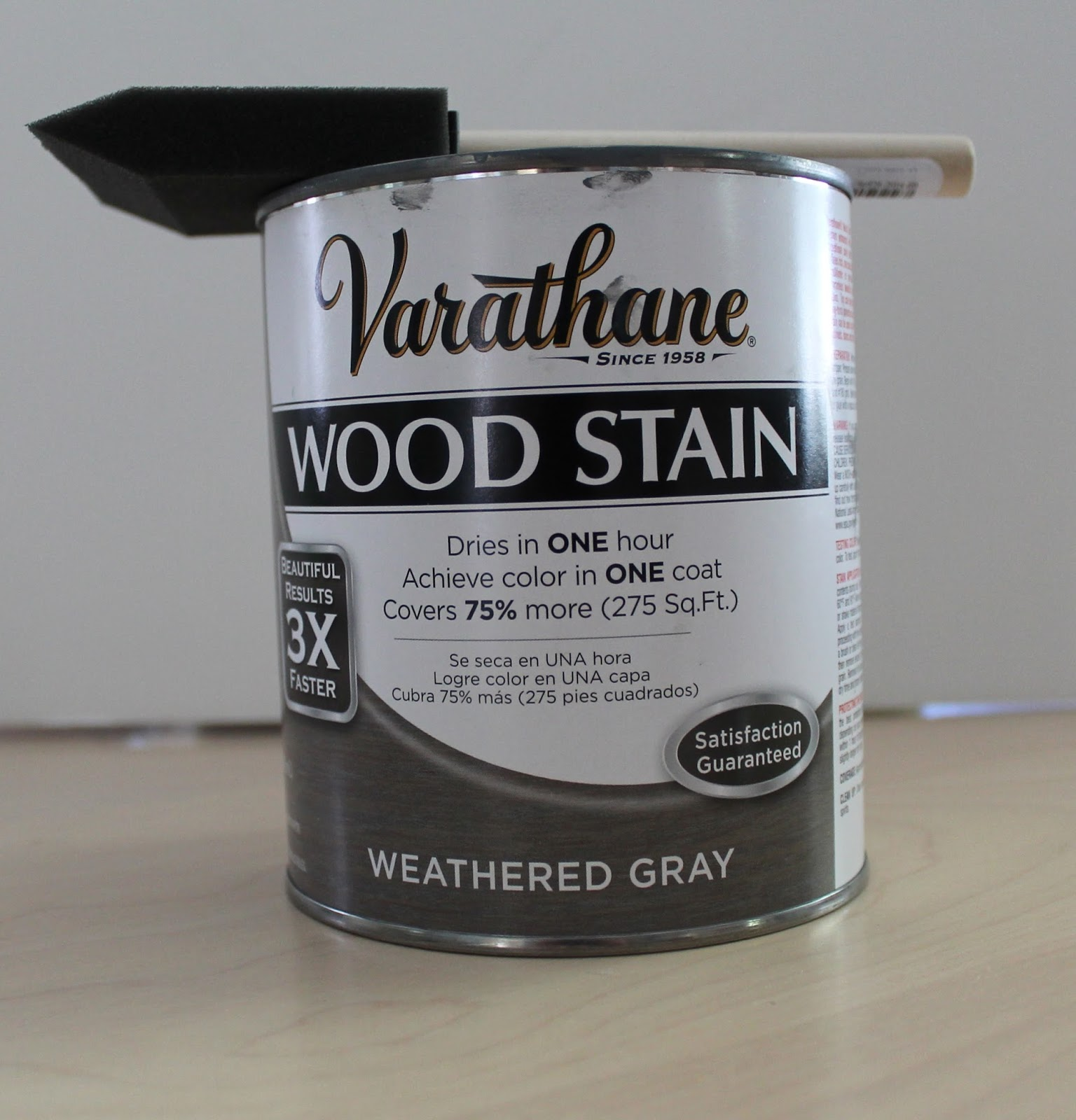 Weathered Grey Wood Stain Ireland: Love My Simple Home