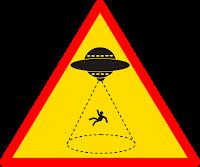 Znak - vanzemaljci otimaju čoveka