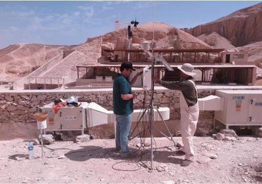 Ολοκληρώθηκε η αποκατάσταση του τάφου του Τουταγχαμών