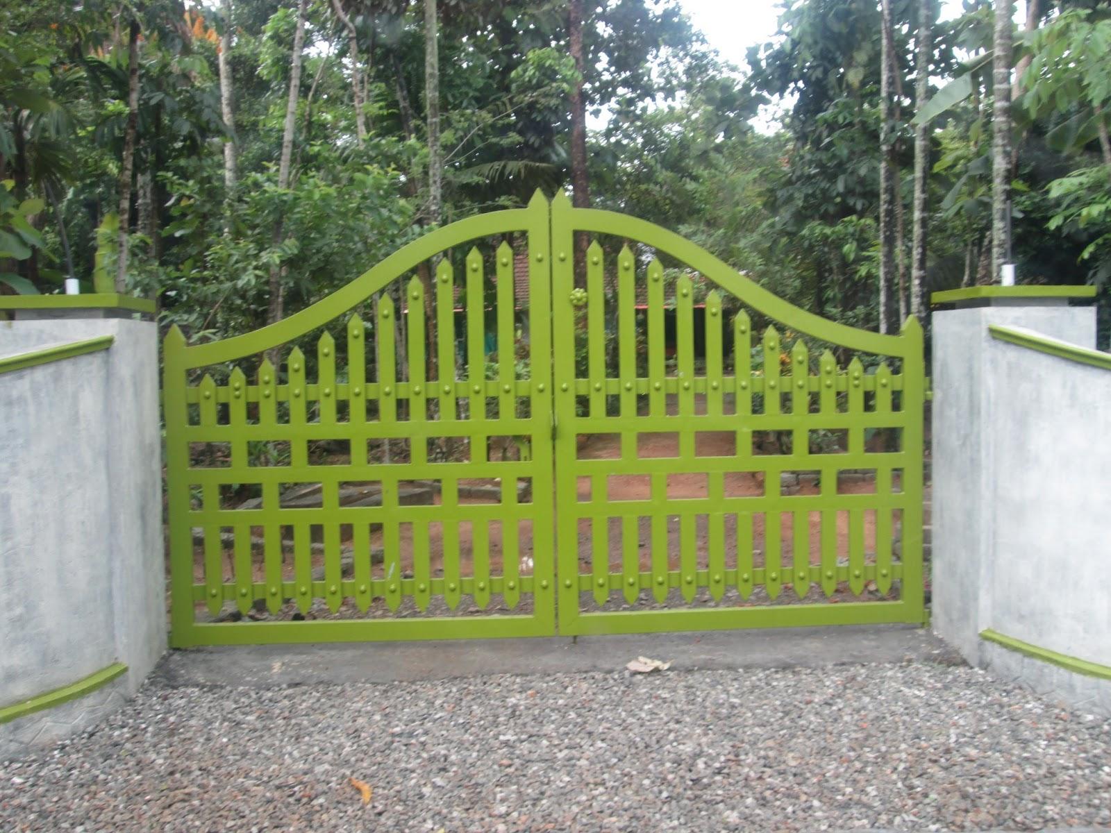Kerala Gate Designs Trend Home Design And Decor Entrance Wall
