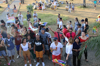 IMG 9986 - 13ª Parada do Orgulho LGBT Contagem reuniu milhares de pessoas
