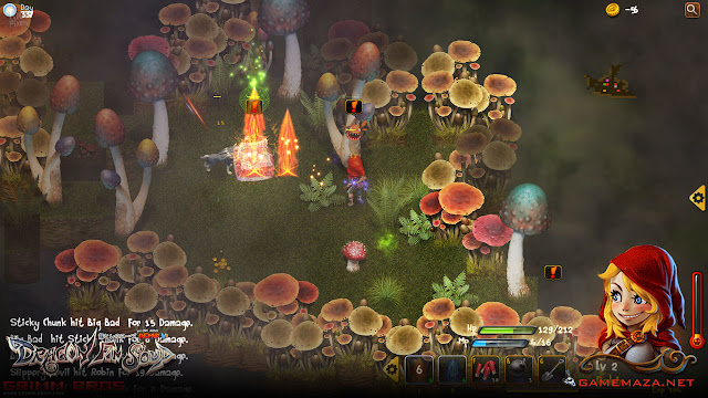 Dragon FIn Soup Gameplay Screenshot 1