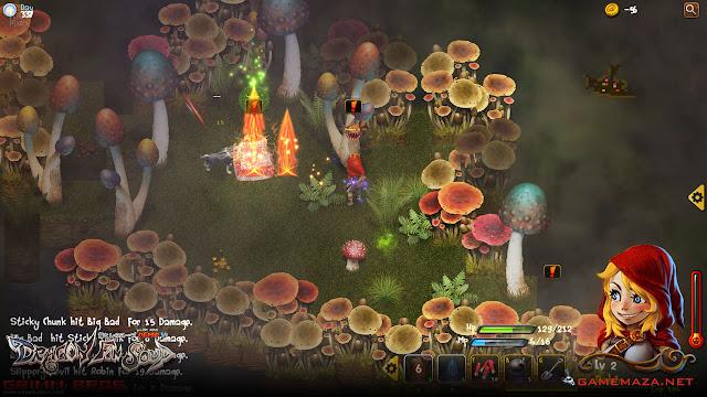 Dragon FIn Soup Gameplay Screenshot 1