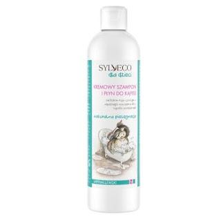 Sylveco dla dzieci - kremowy szampon i płyn do kąpieli