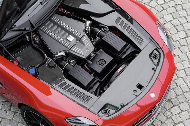 SLS AMG GTファイナルエディション