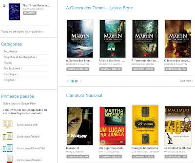 Tudo o que você precisa saber sobre comprar/alugar livros e filmes na Google Play 3