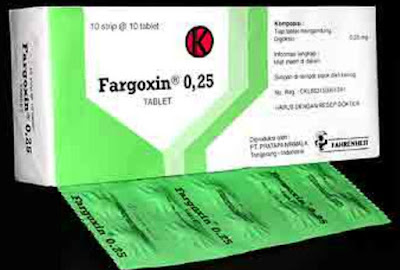 Harga Fargoxin tab Terbaru 2017