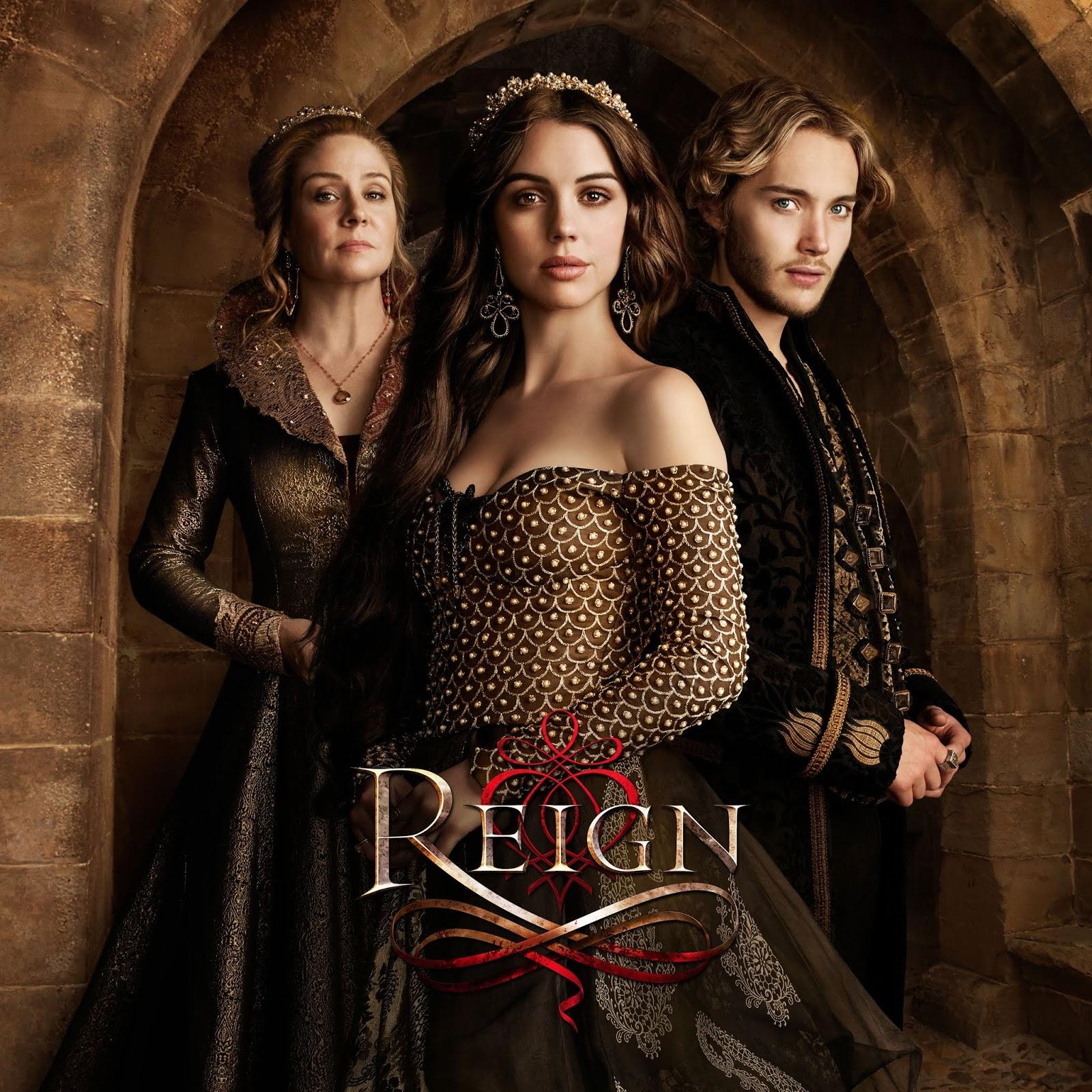 Reign Wie Viele Staffeln