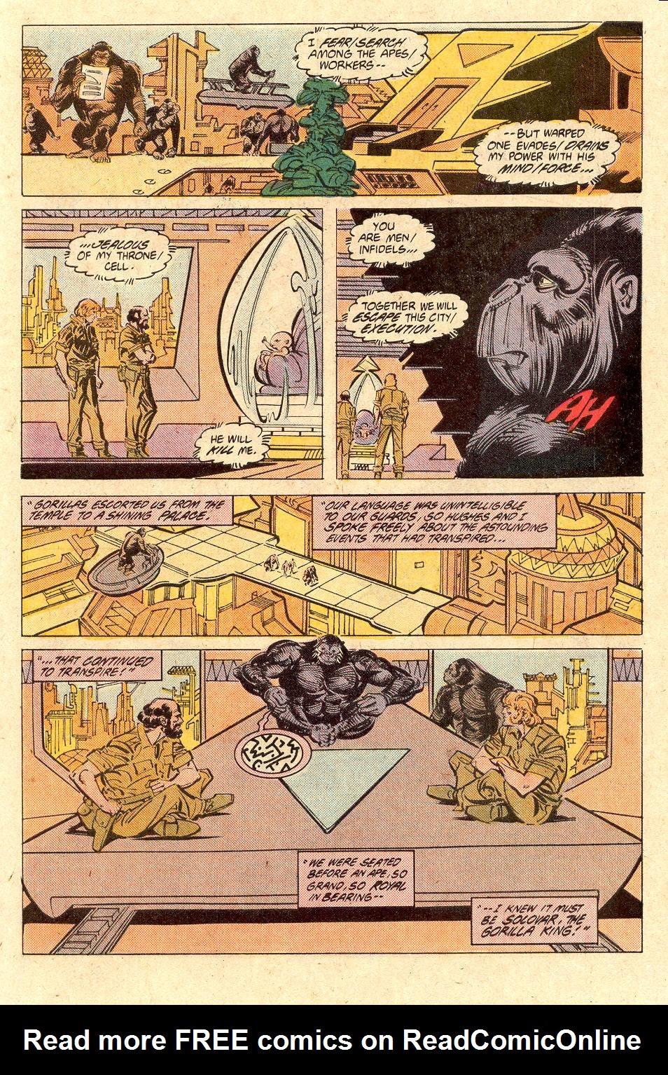 Read online Secret Origins (1986) comic -  Issue #40 - 16
