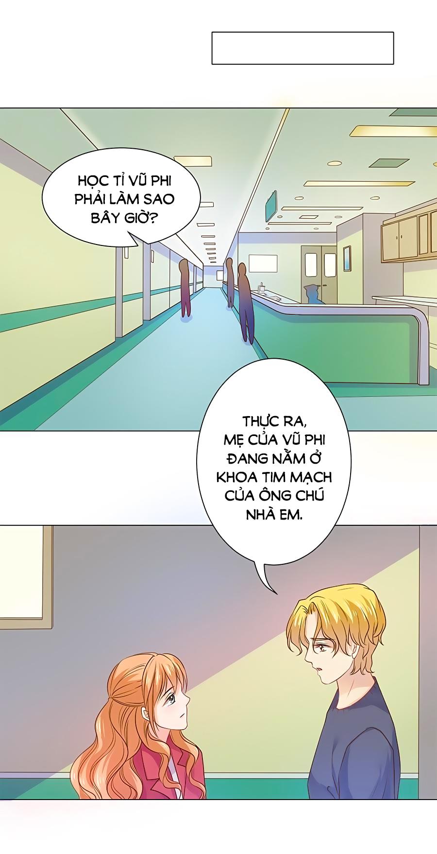 Bác Sĩ Sở Cũng Muốn Yêu_chap 89