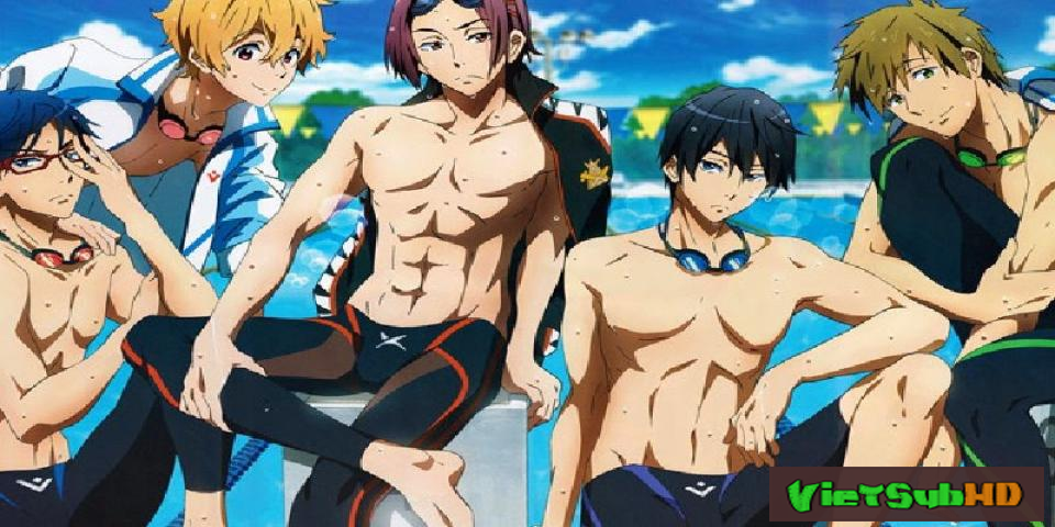 Phim Free! Eternal Summer Full 13/13 VietSub HD | Free! Eternal Summer 2014