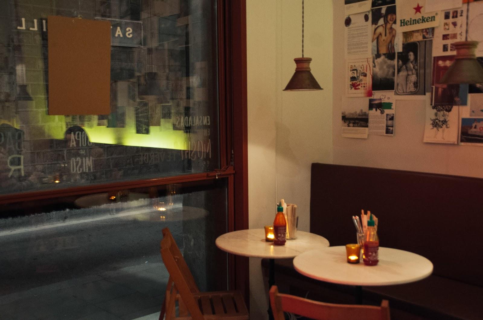 Satay Grill Tribu Woki Barcelona