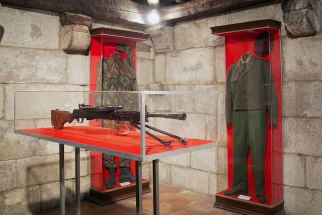 Museu Militar em Bragança
