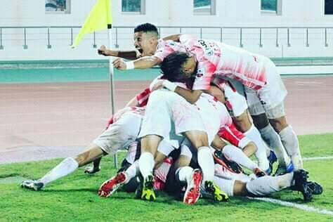 حسنية أكادير يتأهل لدور 16 لكأس الكاف بعد تعادله بالنيجر
