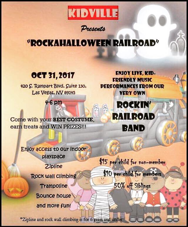 Tuesday, October 31st 4 PM   6 PM $15 Per Child For Non Members $10 Per  Child For Members 50% Off Siblings. Live Music And Child Friendly  Performances ...