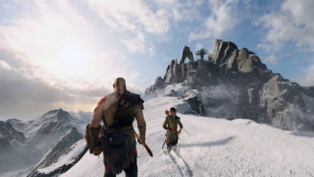 الكشف عن المدة النهائية اللازمة لإنهاء لعبة God of War بالكامل ، رقم صادم جدا …