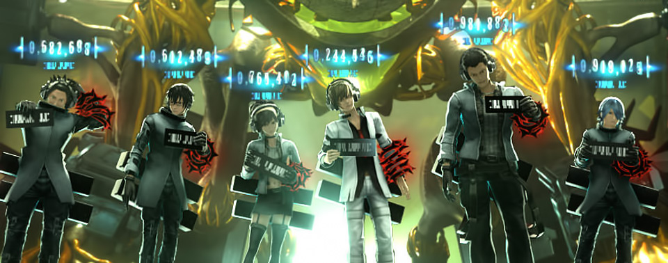 Freedom wars ps4