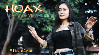 Lirik Lagu Hoax - Vita Alvia