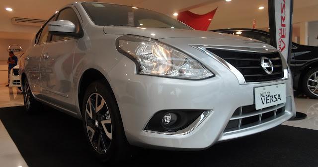 Nissan Versa Unique ganha requinte com o Pack Plus