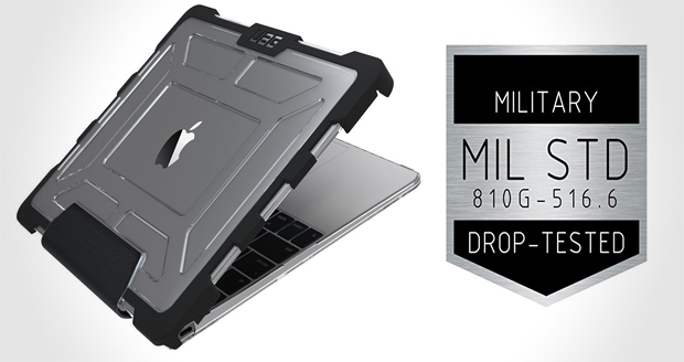 Military Grade Macbook Cover