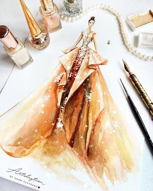M3T - Chan Clayrene e suas pinturas com esmalte