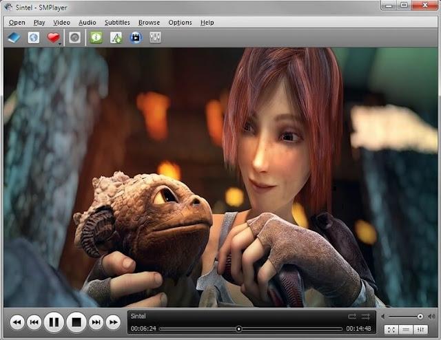 تحميل البرنامج الشهير SMPlayer 17.6.0 شغيل الافلام والفيديو والصوت
