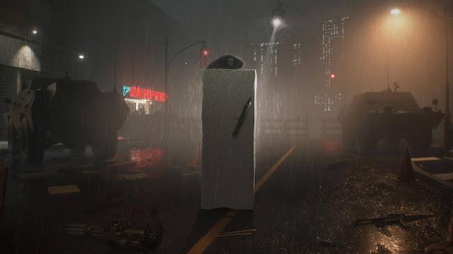 Tofu kembali hadir di Resident Evil 2 Remake