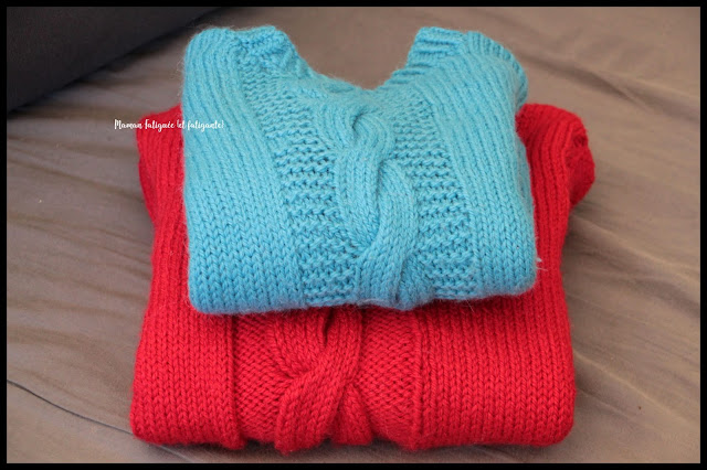 tricot maman fatiguée pull enfant isak