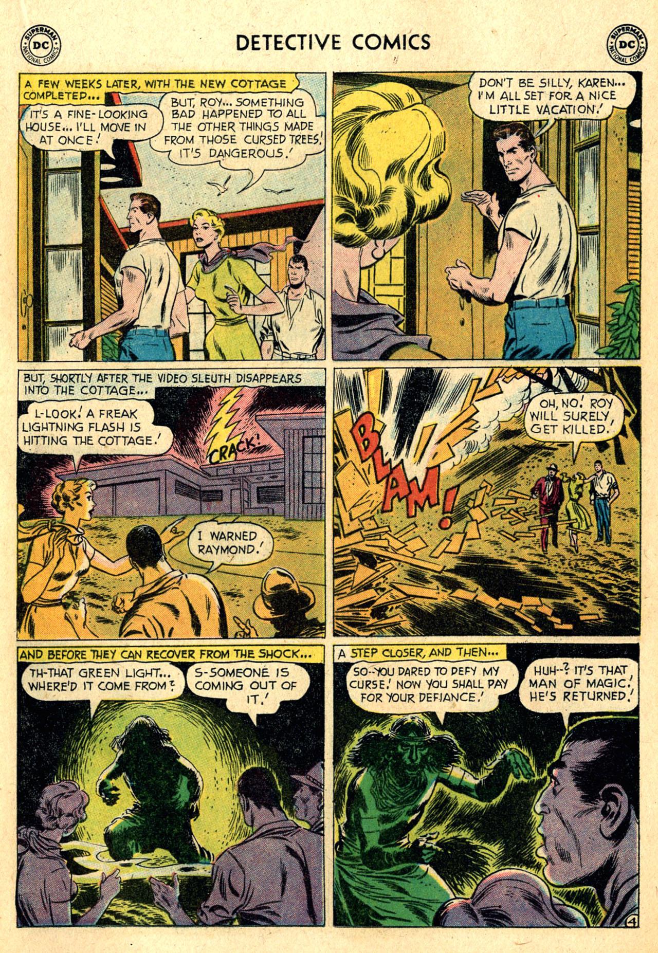 Read online Detective Comics (1937) comic -  Issue #260 - 21