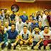 الدكتور/ محمد الفيومي يكرم لاعبي فريق 20 سنة لكرة القدم لحصولهم علي المركز الأول لقطاع القاهرة الكبرى
