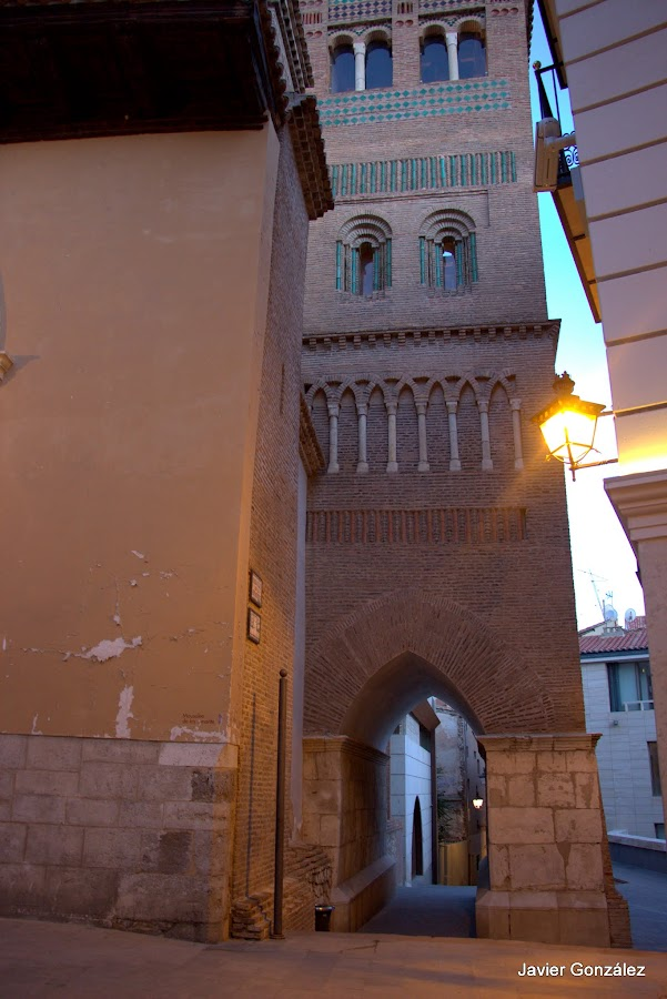 Torre de San Pedro. Mudéjar.Teruel