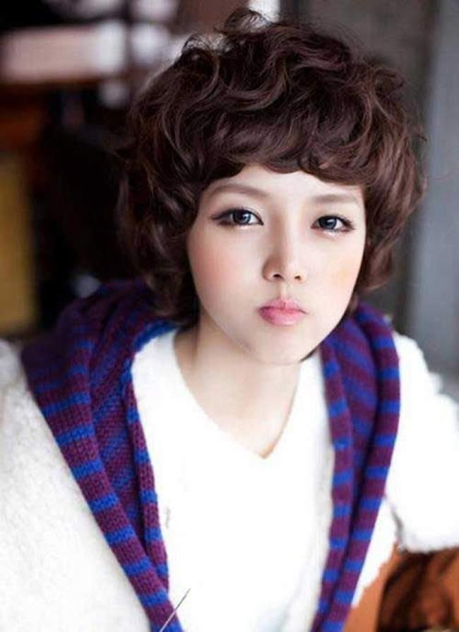 5 kiểu tóc tém đẹp cho cô nàng mặt vuông cá tính - Ảnh 5