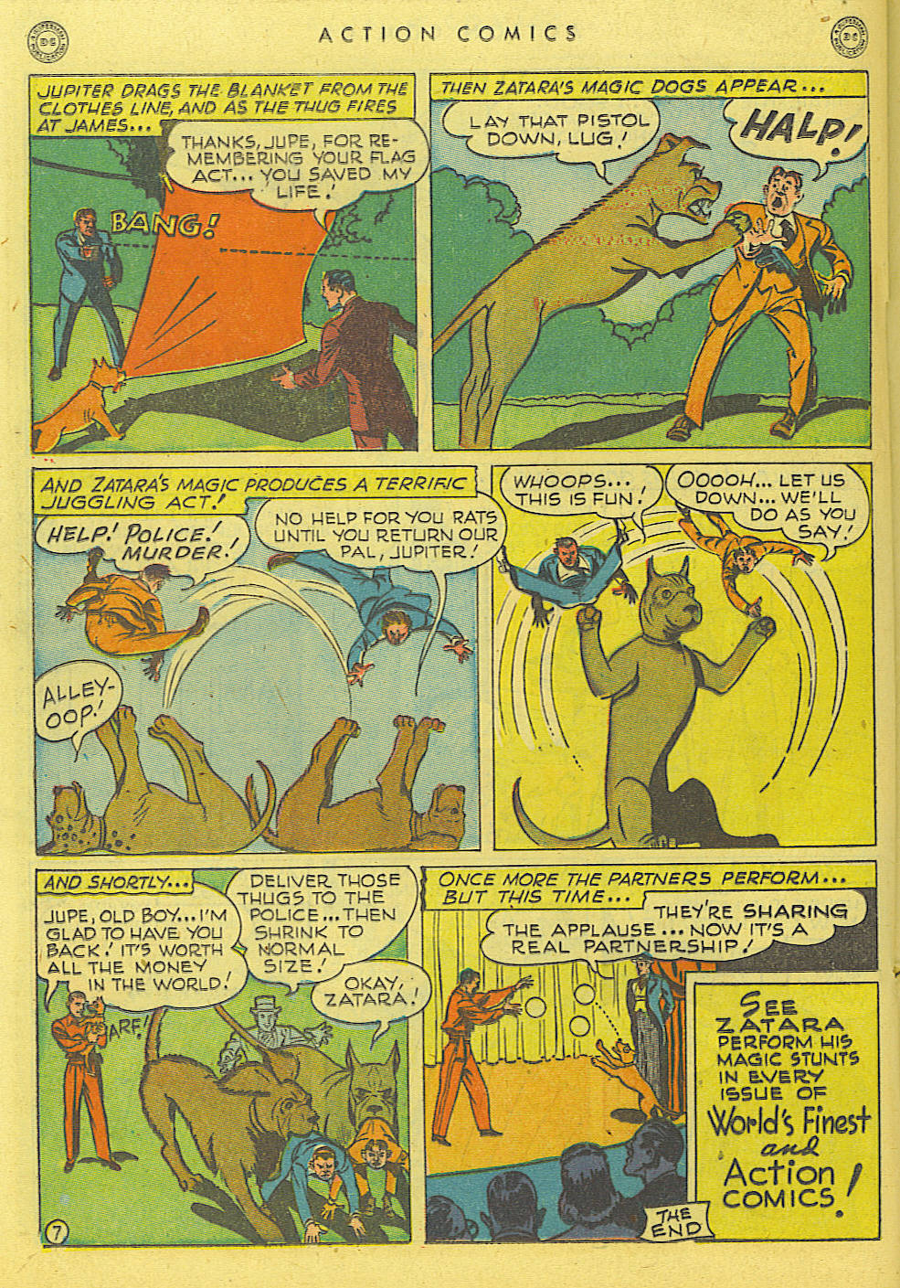 Read online Action Comics (1938) comic -  Issue #114 - 30