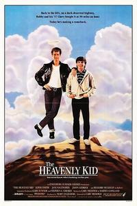 Poster The Heavenly Kid