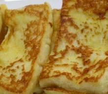 Resep Cara Membuat French Toast Enak Mudah